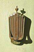 Vintage Brass Doorbell