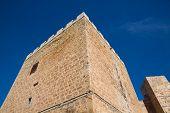 Vista superior Castillo Fort