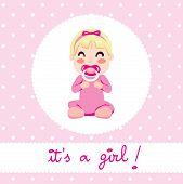 Baby Girl Design