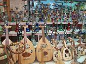Arabic Oriental Market Shop