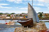 Kinsale Harbour. Ireland