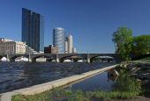 Grand Rapids, Mi paisagem