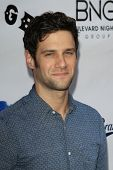 LOS ANGELES - OCT 1: Justin Bartha at the Screening of Xlrator Media's 'CBGB' at ArcLight Cinemas on
