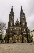 Church Of St. Peter And Paul On Vysehrad