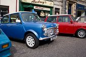 Classic Mini car