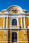 City Hall Of Santa Marta