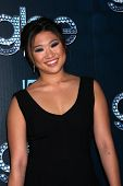 LOS ANGELES - MAR 18:  Jenna Ushkowitz at the GLEE 100th Episode Party at Chateau Marmont on March 1