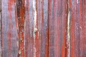Old Wooden Cabin Detail
