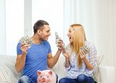 stock photo of money  - love - JPG