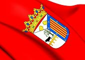 Flag Of Salamanca City