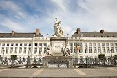 Martyr's Square, Brussels