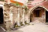 Rimondi Fountain, Rethymnon