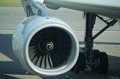Engine Airliner