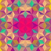 Abstract Kaleidoscope Background