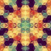 Colorful Futuristic Background