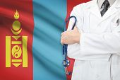 Concept Of National Healthcare System - Mongolia