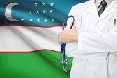 Concept Of National Healthcare System - Uzbekistan