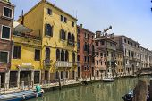Canal view II, Venice, Italy