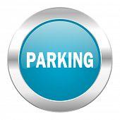 parking internet icon
