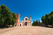 stock photo of masterpiece  - Basilica of San Zeno  - JPG