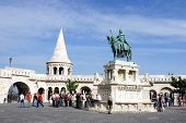 Fisherman's Bastion of Budapest, Hungary