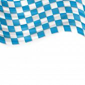 Oktoberfest abstract background. Vector design