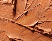 Liquid foundation close-up
