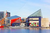 Baltimore National Harbor landmarks