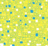 Seamless vector geometric  color pattern background