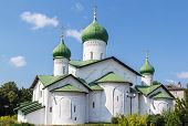 Church Of The Epiphany, Pskov, Russia