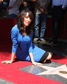 LOS ANGELES - SEP 9:  Katey Sagal at the Katey Sagal Hollywood Walk of Fame Star Ceremony at Hollywood Blvd. on September 9, 2014 in Los Angeles, CA