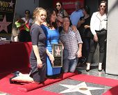 LOS ANGELES - SEP 9:  Christina Applegate, Katey Sagal, Ed O'Neill, David Faustino at the Katey Sagal Hollywood Walk of Fame Star Ceremony at Hollywood Blvd. on September 9, 2014 in Los Angeles, CA