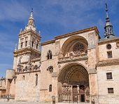 Burgo De Osma Cathedral