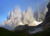 Cima Di Campido In Pale Di San Martino - Dolomiti Italy