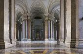 Caserta Royal Palace, foyer