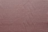 Fabric With Rhombuses In Red Tones