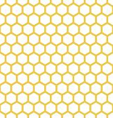 Honeycomb Background - Endless