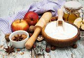 Ingredients For Apple Pie