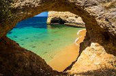 Beaches In The Algarve