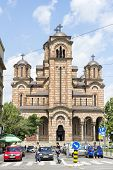 St. Mark's Church, Belgrad, Serbia