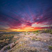 Tsankawi Sunrise