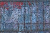 Old Dirty Metal Texture With Seams