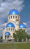 pic of trinity  - View of the Orthodox Temple Trinity Life - JPG