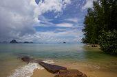 Ocean And Islands