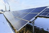 pic of brighten  - Photovoltaic solar power Installation for energy recovery - JPG
