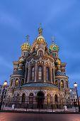 Orthodox Church Spas na Krovi in Saint Petersburg