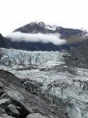 Fox Glaciers, Mount Cook, New Zealand