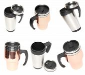 Collection Of Heat Protection-thermos Coffee.