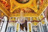 stock photo of chateau  - VERSAILLES FRANCE  - JPG