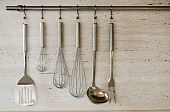 Different Kitchen Tools For Cooking